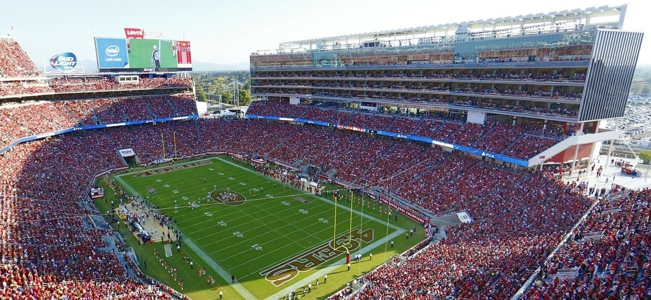 Levis Stadium Capacity >> Santa Clara 49ers Embroiled In Fresh Stadium Dispute The Stadium