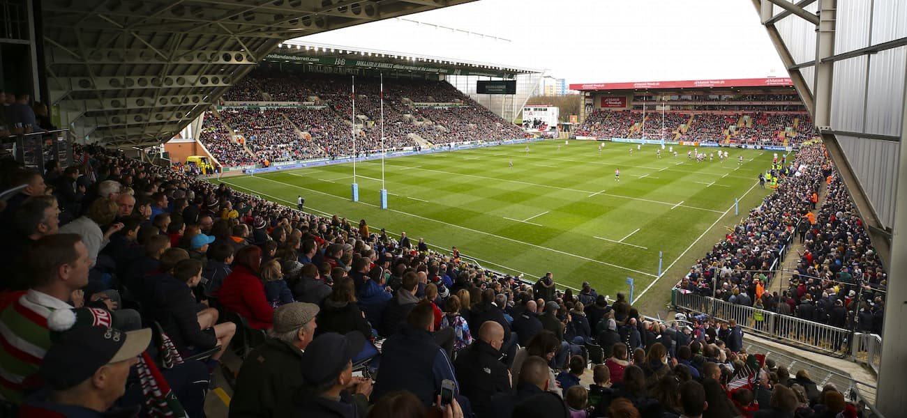 Leicester Tigers Welford Road