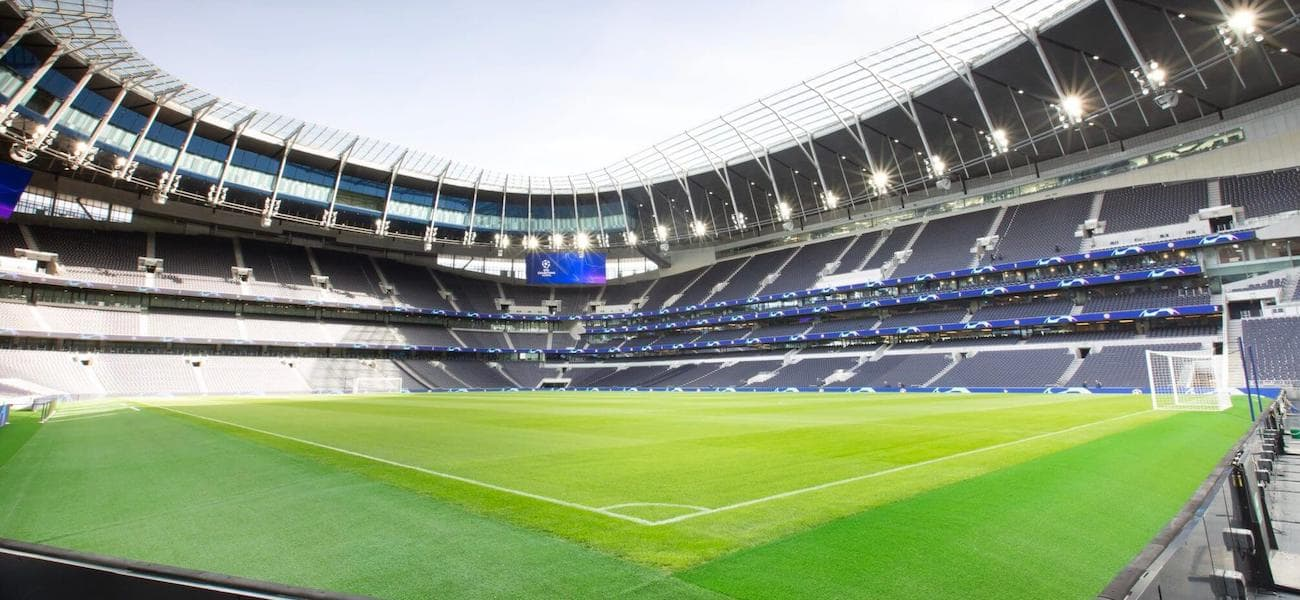 Levy Urges Tottenham Stadium Contractors To Complete Safety Work The Stadium Business