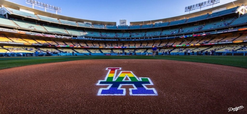 dodgers  action  latest foul ball incident  stadium business