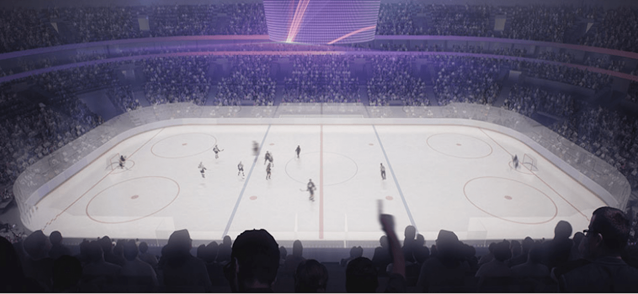 New Tampere Deck Arena To Be Main Venue For 2022 Ice Hockey World