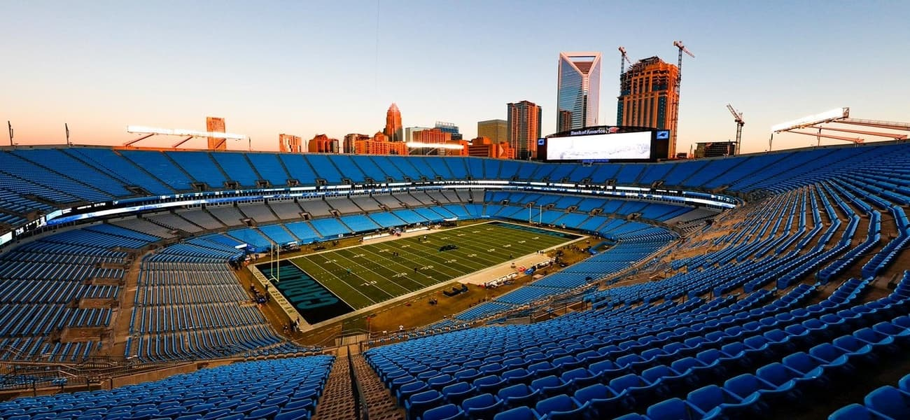 Bank of America Stadium sets first with ICC deal - The
