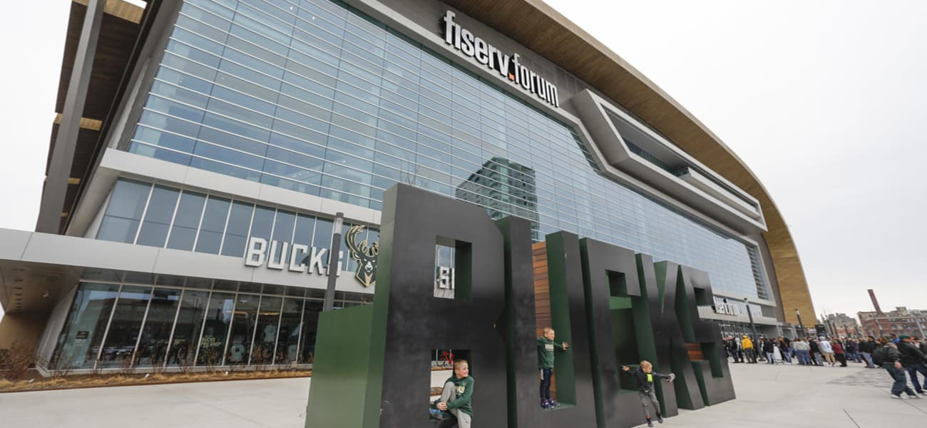 Fiserv Forum Bucks