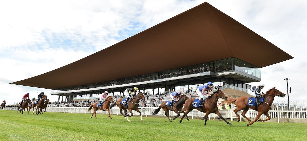 Project Review Success For Curragh Racecourse S New Grandstand The Stadium Business