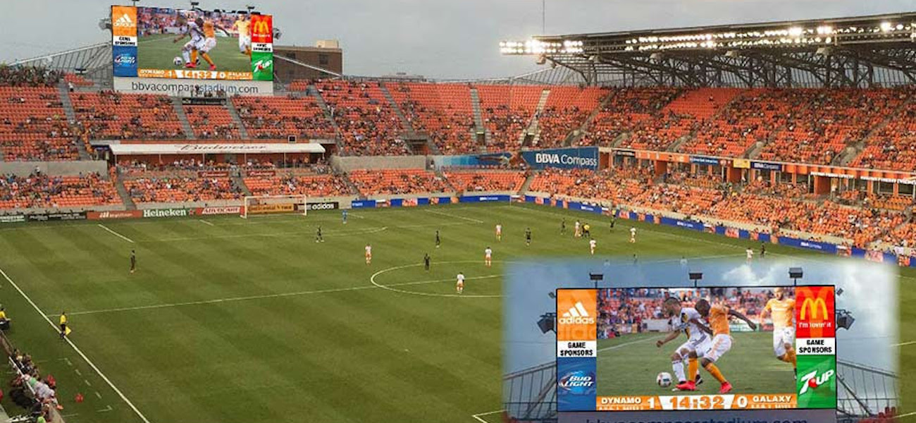 Houston Dynamo Daktronics