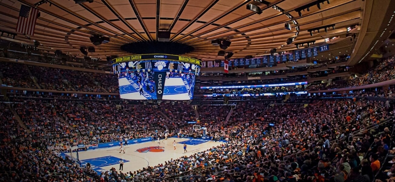Madison Square Garden extends DraftKings partnership - The Stadium Business