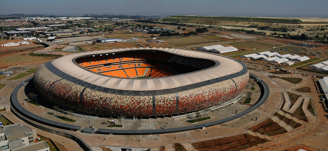 COVID-19 venue news: FNB Stadium, Cars Jeans Stadion and more ...