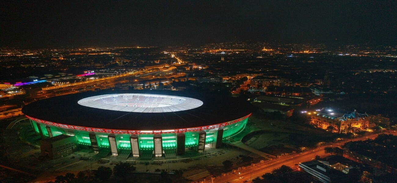 UEFA eyes Budapest's Super Cup for fan attendance pilot - The Stadium Business