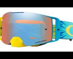 80829aa41bb The innovators at Oakley just made things easier on motocross riders with  the introduction of the Front Line MX goggles. Equipped with Prizm lens  technology ...